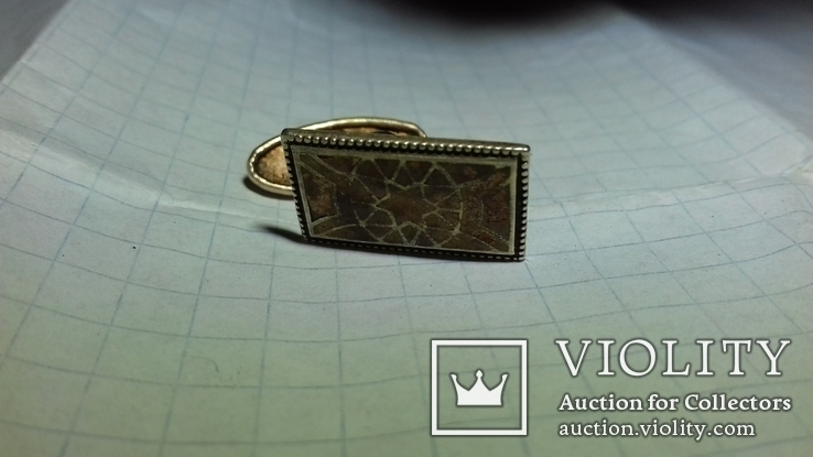 Запонка с масонской символикой, фото №6