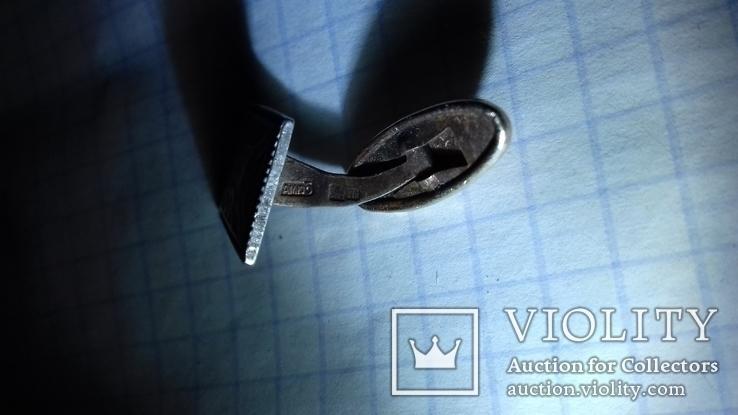 Запонка с масонской символикой, фото №10