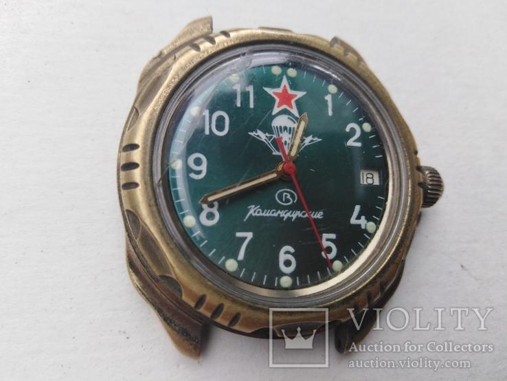 Часы ''Восток, Командирские'', с циферблатом