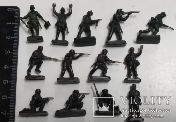 Солдаты Вермахта (из двух наборов )., фото №2