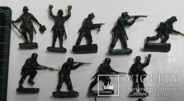 Солдаты Вермахта (из двух наборов )., фото №4