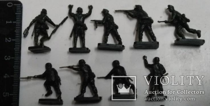Солдаты Вермахта (из двух наборов )., фото №7