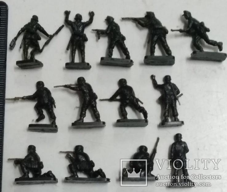 Солдаты Вермахта (из двух наборов )., фото №8