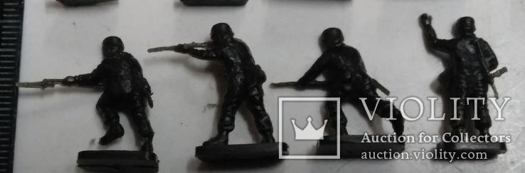 Солдаты Вермахта (из двух наборов )., фото №11