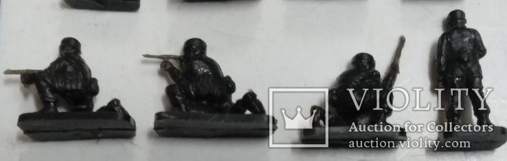 Солдаты Вермахта (из двух наборов )., фото №12