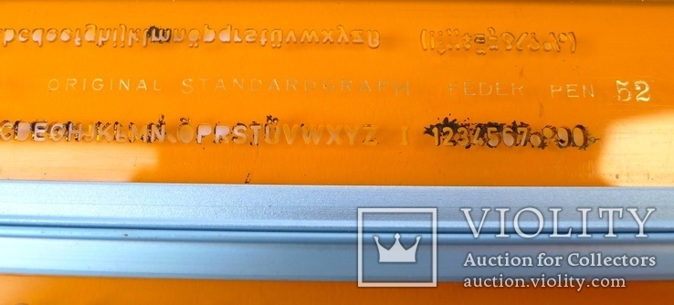 Немецкие линейки Standardgraph и Architekt, фото №6