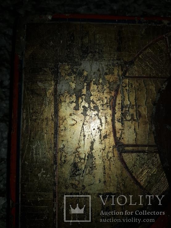 Икона Господь Вседержитель 31.5*27 см, фото №11