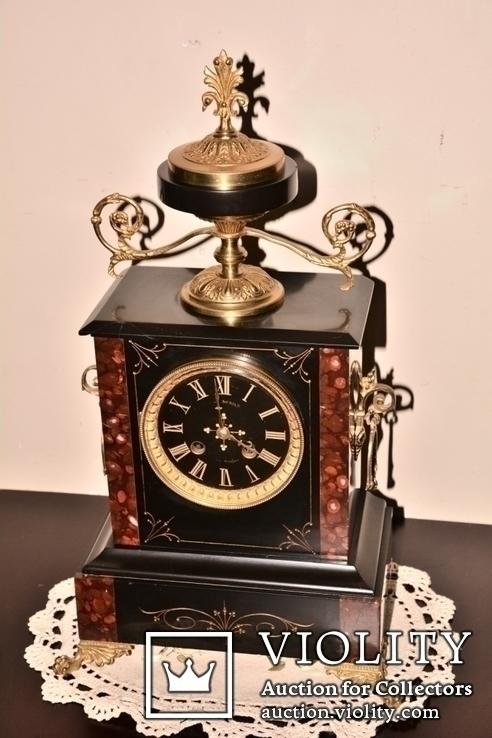 Французские часы конца 19 го века
