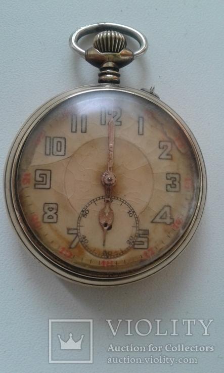 Карманные часы. Первая мировая