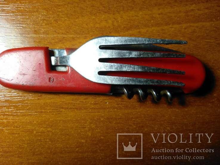 Часть туристического ножа 1 шт