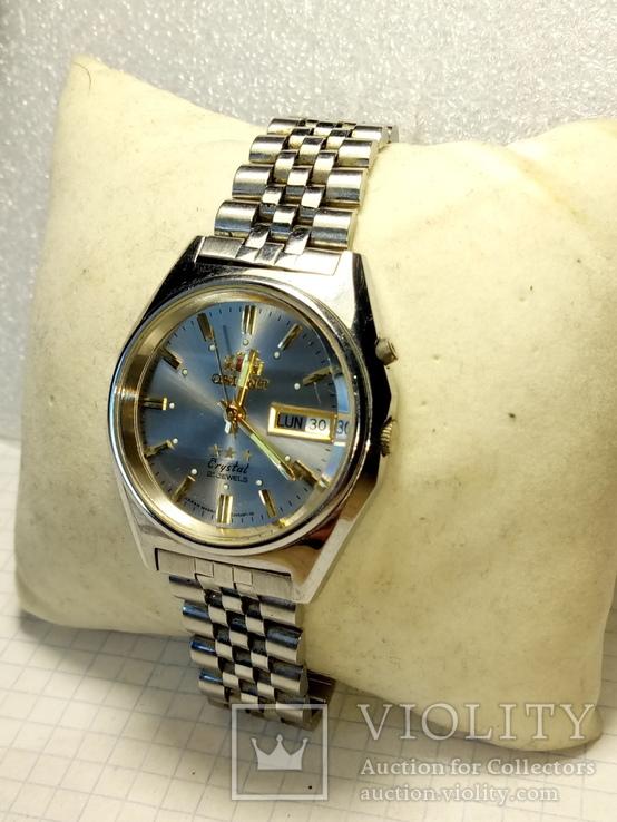 Часы Orient Crystal 21 камень автоподзавод