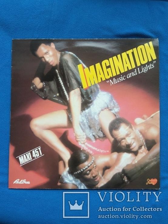 Пластинка  Imagination, фото №2