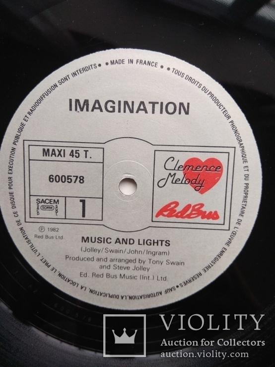 Пластинка  Imagination, фото №4