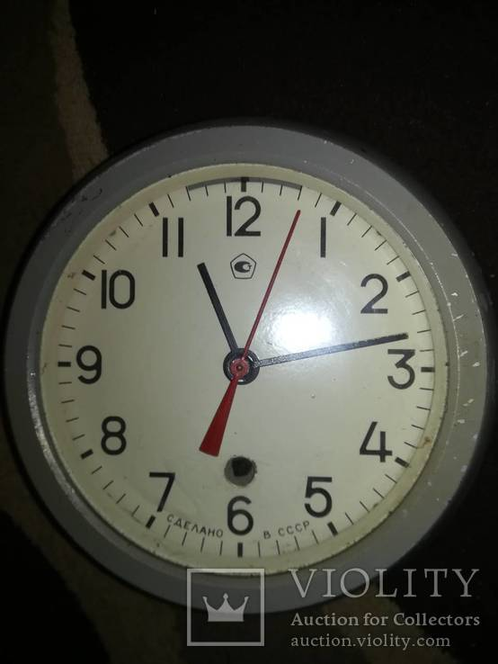 Часы корабельные рабочие лот 3.