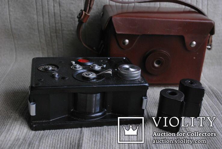 Панорамный фотоаппарат ФТ-2, № 2013, 1960 год, комплект.