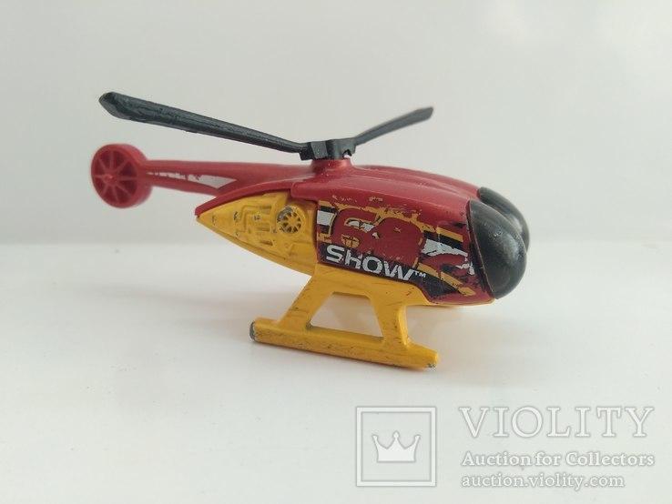 Вертолёт hot wheels 2015