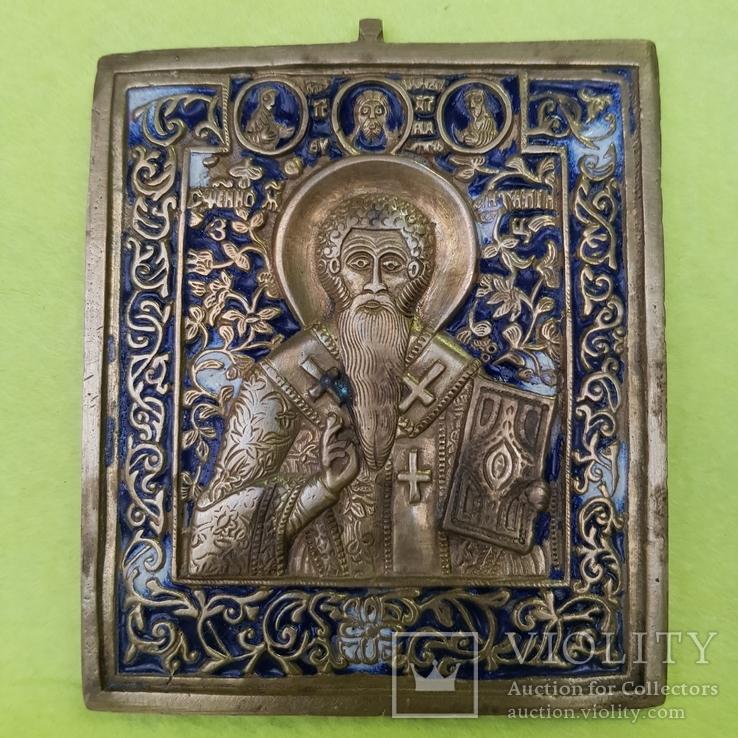 Икона священномученикa Антипа