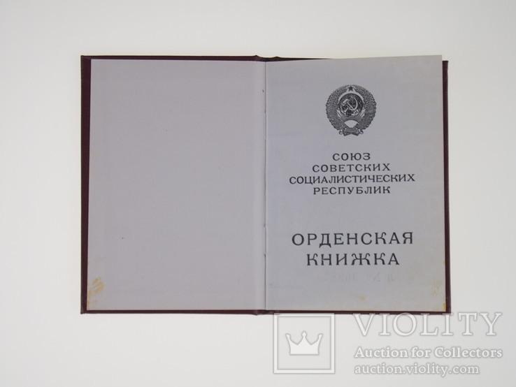 Орден Октябрьской революции (2 штуки), фото №7