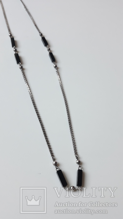 Серебряное украшение 835 пробы, фото №2