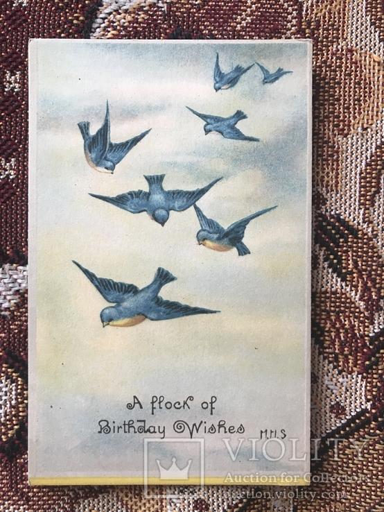 Открытка #1831, фото №2