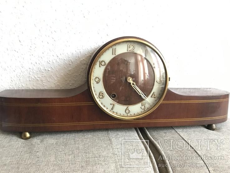 Старые немецкие каминные часы