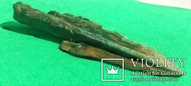 Культура Ноуа 15-13г. до н.э. Предмет внутри кельта., фото №10