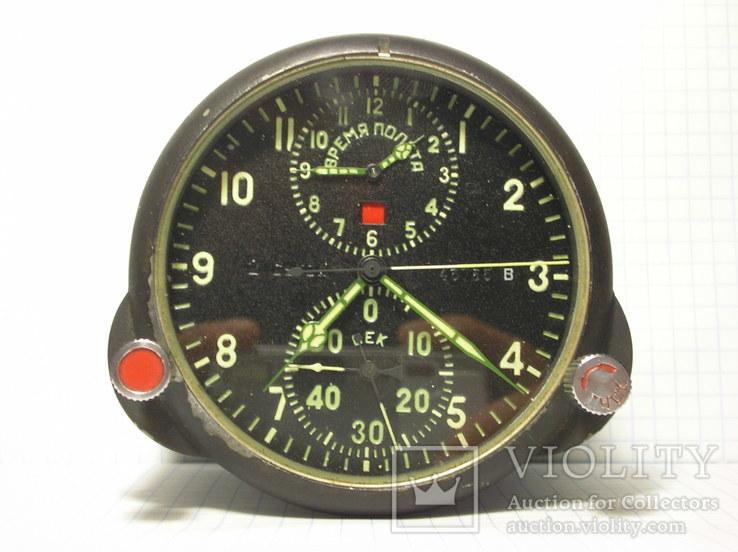 Часы авиационные. АЧС-1