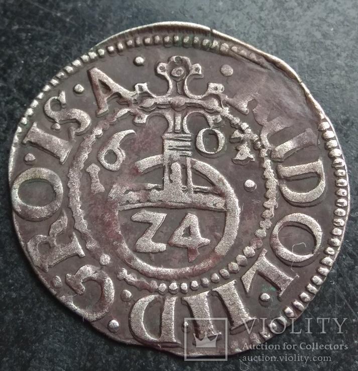Грошен 1607 года