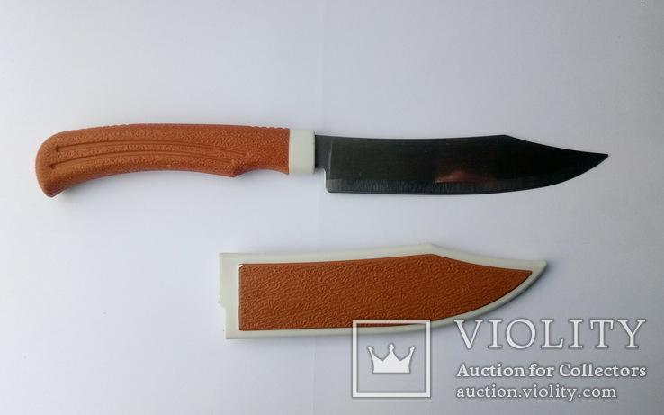 Нож с ножнами, фото №3