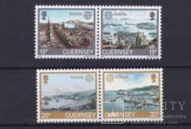 Гернси 1983 ЕВРОПА СЕПТ Прогресс и душа