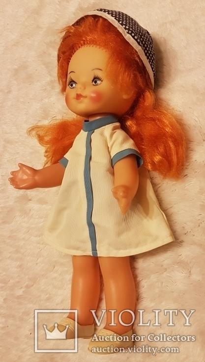 "Кукла на резинках СССР. Клеймо ""Жираф"", фото №3"