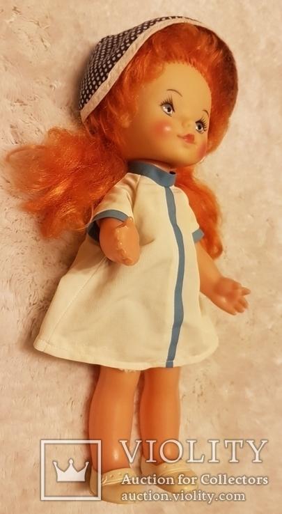 "Кукла на резинках СССР. Клеймо ""Жираф"", фото №4"