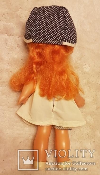 "Кукла на резинках СССР. Клеймо ""Жираф"", фото №5"