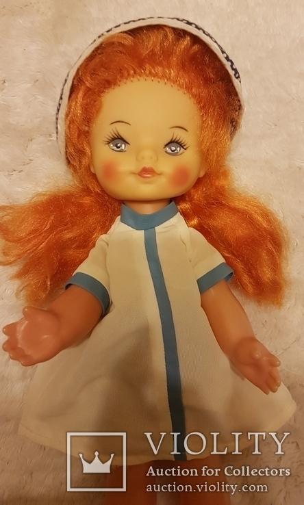 "Кукла на резинках СССР. Клеймо ""Жираф"", фото №7"