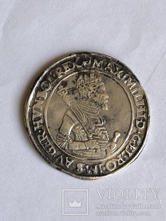 Максимилиан 2,  Богемия 1574г