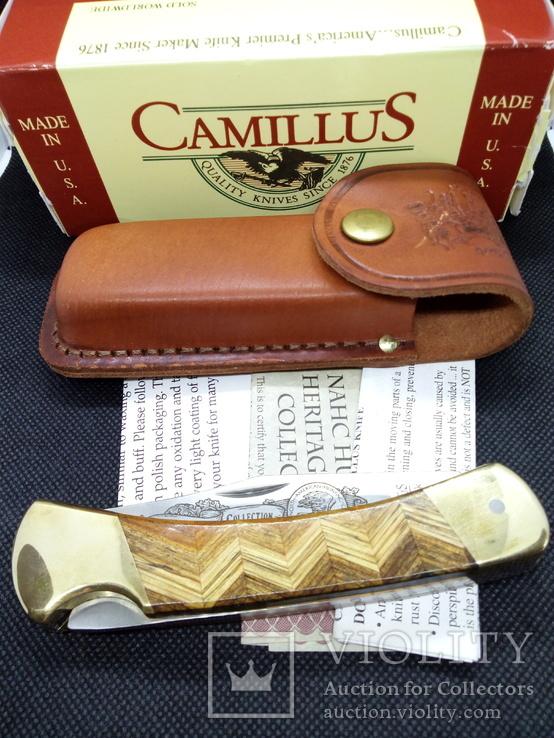 Складной нож Camillus North American Hunting Club
