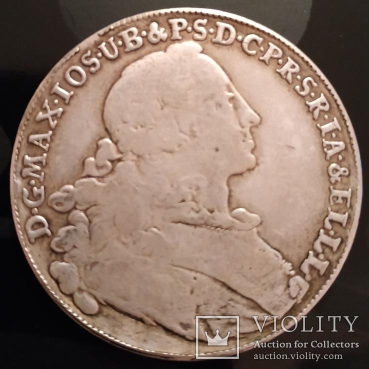 1 Талер 1755 Копія