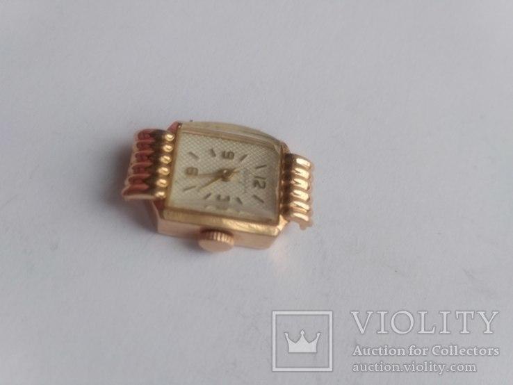 Золотые часы Наири 583 проба СССР 9 грамм, фото №2