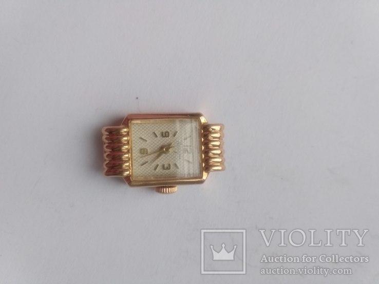 Золотые часы Наири 583 проба СССР 9 грамм, фото №3