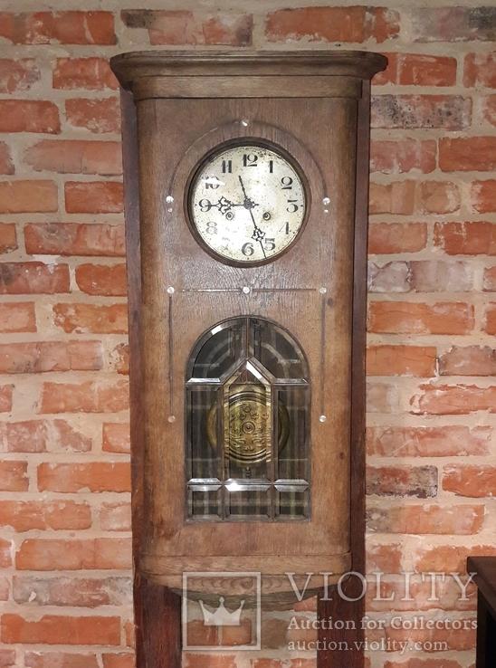Настенные часы F.M.S. 54/96 (под реставрацию)
