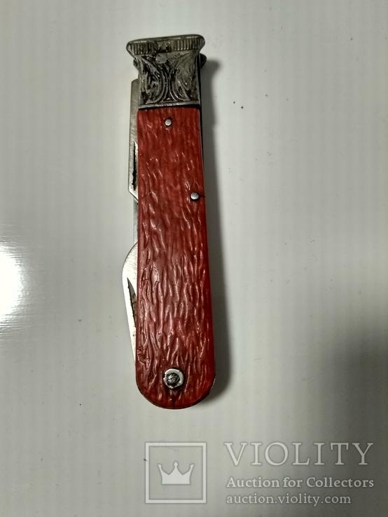 Нож складной времен СССР, фото №5