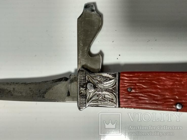 Нож складной времен СССР, фото №7
