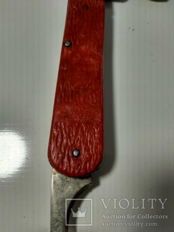 Нож складной времен СССР, фото №8