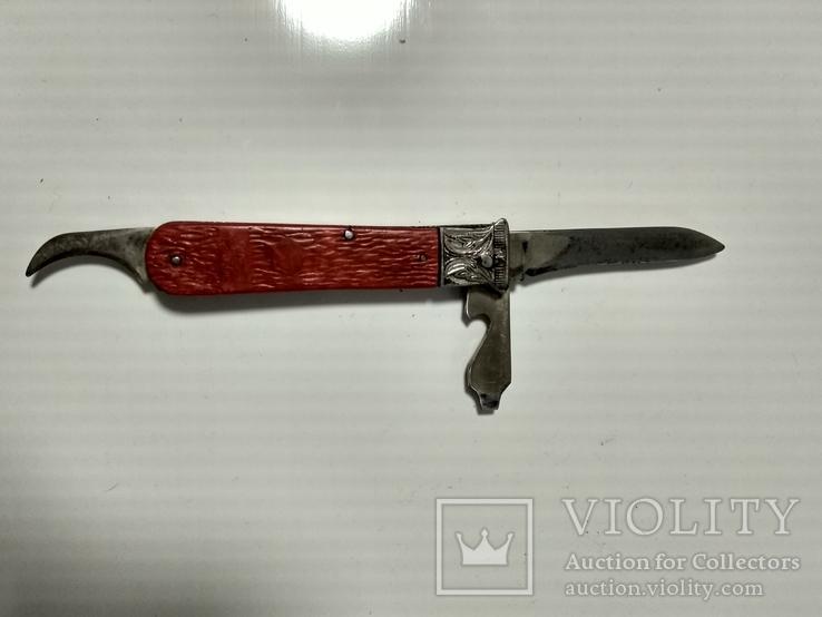Нож складной времен СССР, фото №2