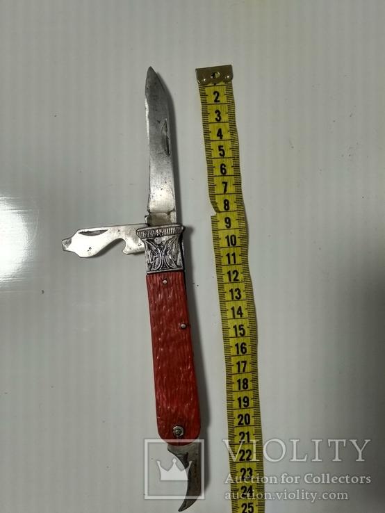 Нож складной времен СССР, фото №9