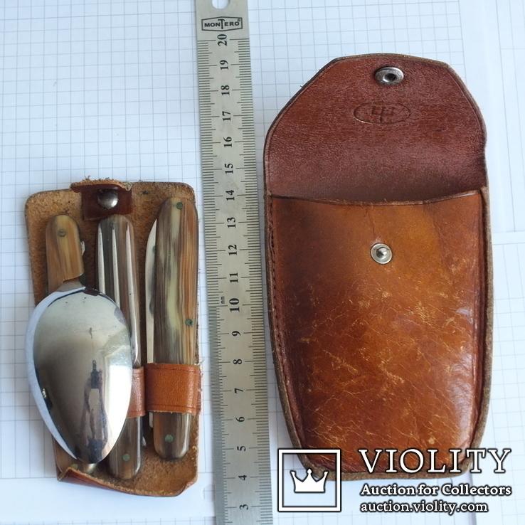 Нож,ложка,вилка  ED.Wüsthof-Solingen
