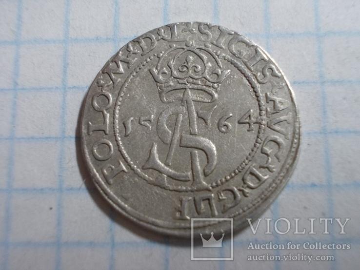 Трояк 1564