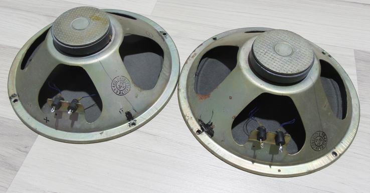 4ГД-28, пара винтажных динамиков., фото №3