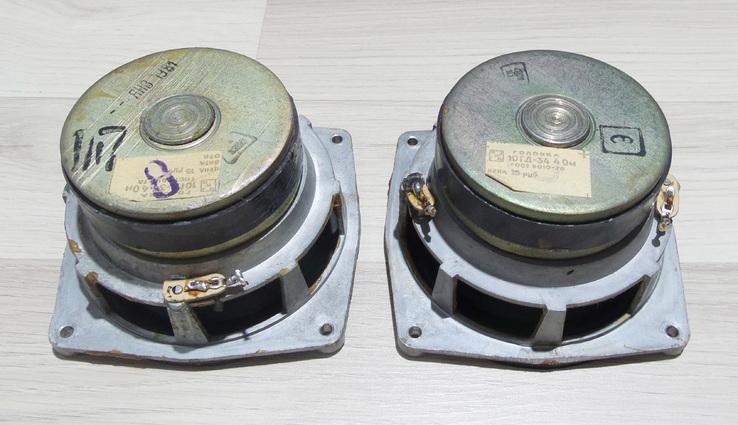 10ГД - 34, Рижский радиозавод, 1981 год., фото №3