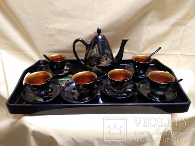 Вьетнамский чайный набор